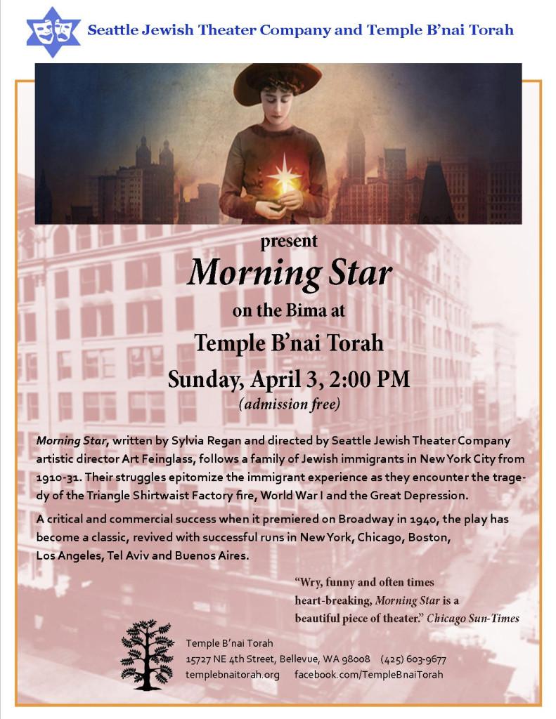 Morning Star Flyr TBT