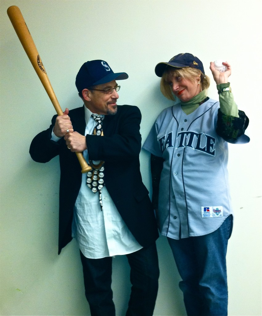 "Marc Mayo and Carol Sage Silverstein answer the question, ""Who's on first?"""