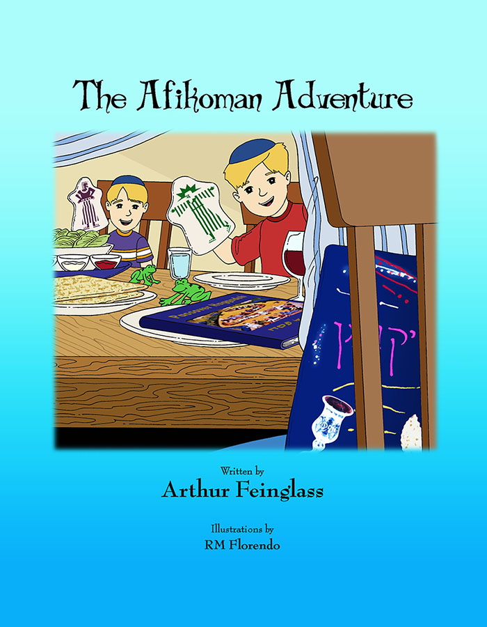 THE AFIKOMAN ADVENTURE